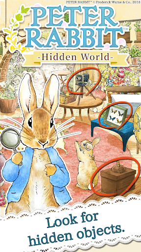 Peter Rabbit -Hidden World- 3.0.8 screenshots 1