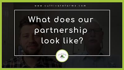 What does our partnership look like?