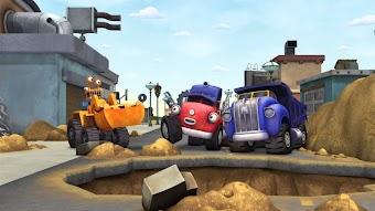 Truckasaurus Wrecks / Truck Convoy