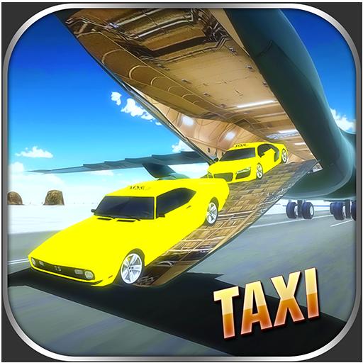 賽車遊戲App タクシートランスポーター飛行機フライト LOGO-3C達人阿輝的APP