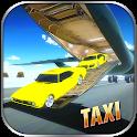 Taxi Transporter самолет рейса icon