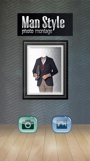 ファッションスーツシミュレーションアプリ