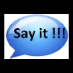 SayIt Icon