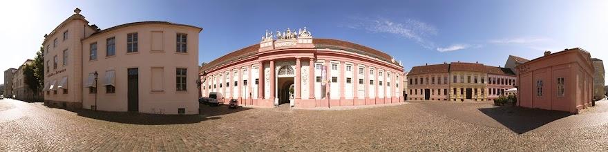 Photo: Germany, Potsdam, Neuer Markt, Kutschstall