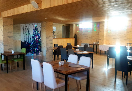 Банкетный зал Mega hotel&restaurant для корпоратива