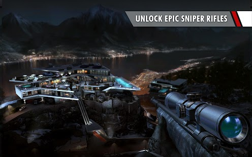 Hitman Sniper v1.5.55988 APK Mod Data Torrent