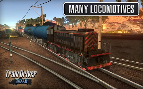 Train Driver 2018- screenshot thumbnail