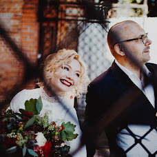 Wedding photographer Marina Perova (milkandhoney). Photo of 09.10.2017