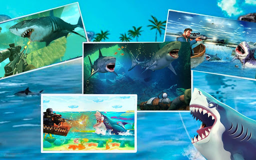 Real Whale Shark Sniper Gun Hunter Simulator 19 1.0.4 screenshots 8