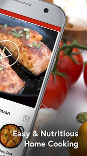 Mealthy: Easy Healthy Recipes Screenshot