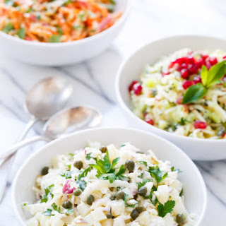 Potato Salad Slaw