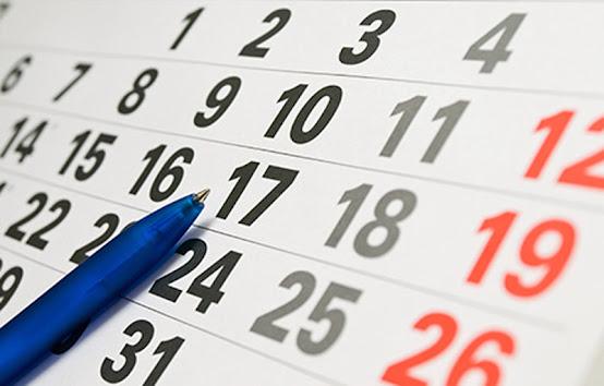 Calendario Appunti Da Stampare.Calendario 2019 I Migliori Da Stampare