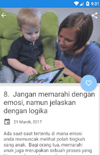 Cara Mendidik Anak Yang Baik - náhled