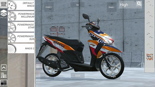 Honda: Click/Vario 2.1 screenshots 3