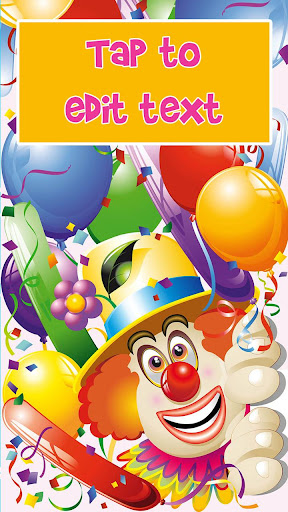 Create Birthday Invitations - Happy Birthday Cards  screenshots 1