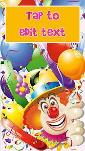 különleges születésnapi köszöntő Szülinapi Meghívó   Boldog Születésnapi Köszöntő – Alkalmazások a  különleges születésnapi köszöntő