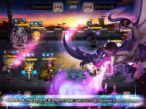 Wonder Tactics 1.6.1 screenshots 6