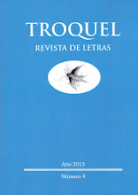 "Photo: Poema en ""Troquel"", nº 4, 2015"