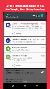 Hooks - Alerts & Notifications Screenshot