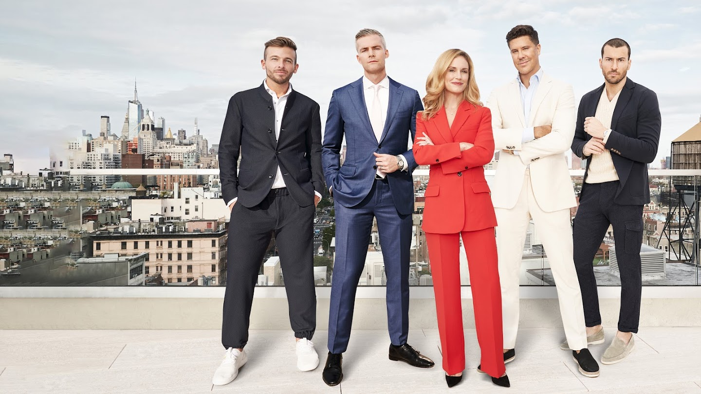 Watch Million Dollar Listing New York live