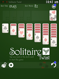 Solitaire Twist- screenshot thumbnail