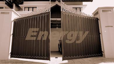 Photo: Gate Weight : 800kgs
