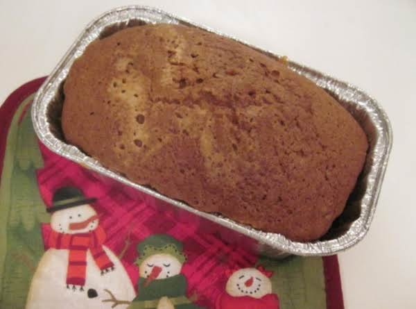 Pumpkin Bread Mama's Recipe