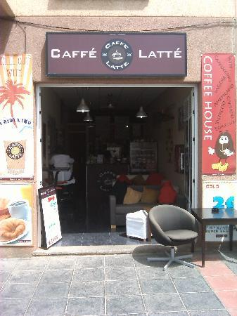 Photo Caffe Latte