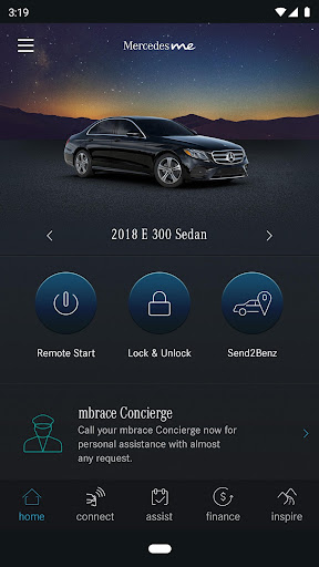 Mercedes me (USA) 2.5.4.1 screenshots 1