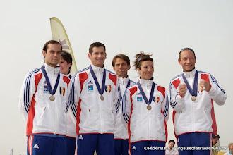 Photo: VC4 Séquence, Bronze aux championnats du Monde 2010