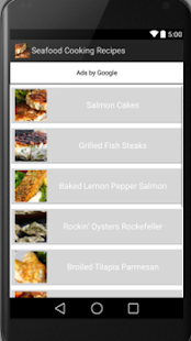 App Seafood and Fish APK for Windows Phone