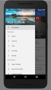 RiceOutlook- screenshot thumbnail