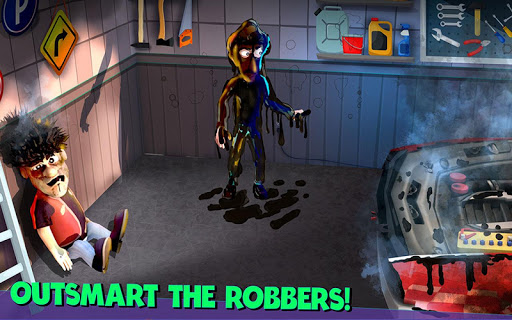 Scary Robber Home Clash filehippodl screenshot 8
