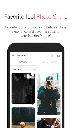 PhotoCard for BTS 2.0.6 screenshots 1