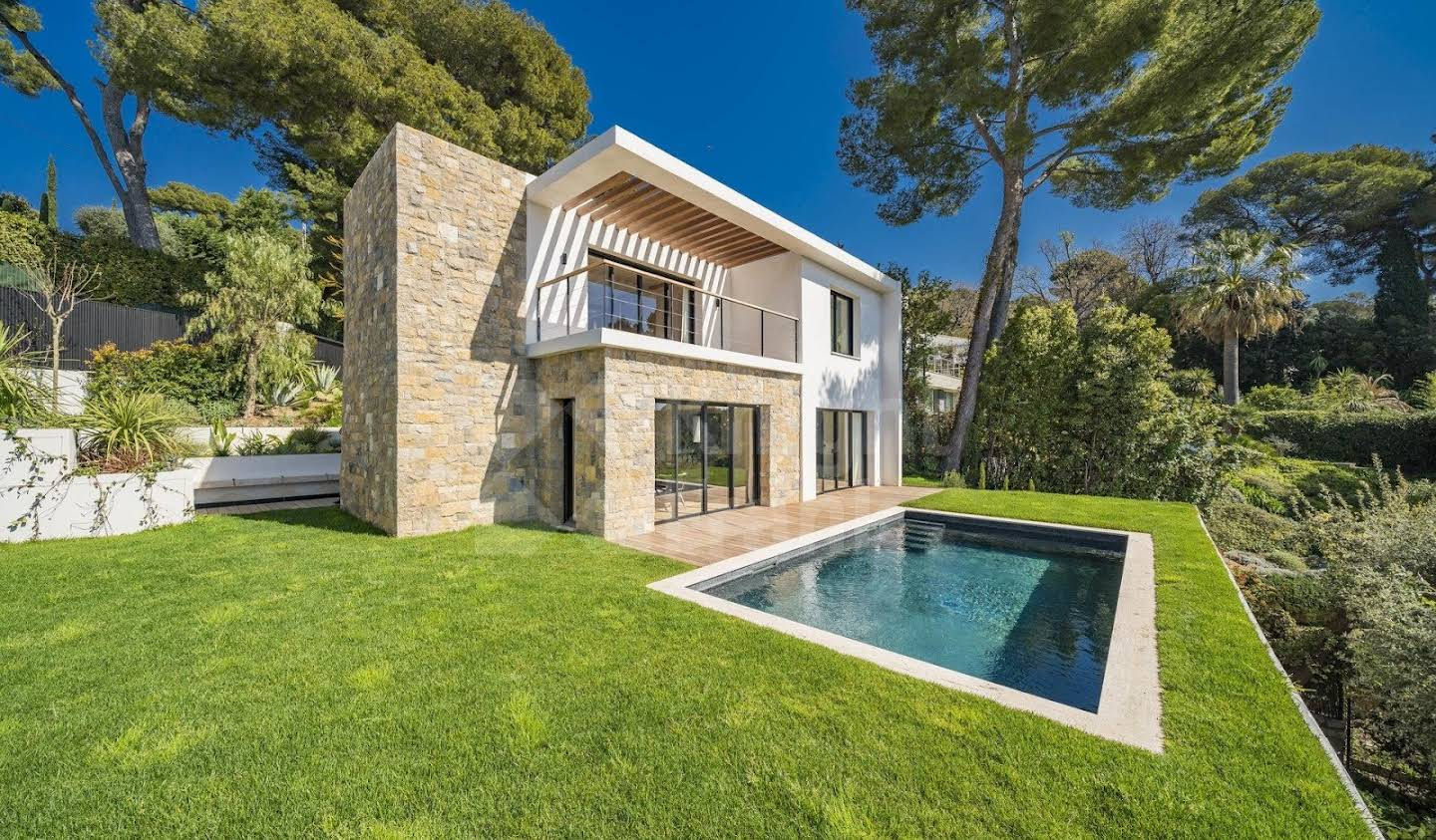 Villa with pool Cannes