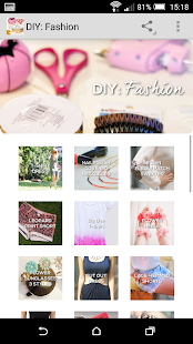 DIY: Fashion- screenshot thumbnail