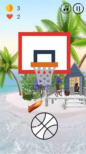 Capturas de pantalla de Beach Basketball 3