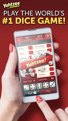 YAHTZEE® With Buddies: A Fun Dice Game for Friends screenshot 2