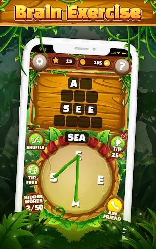Word Jungle - FREE Word Games Puzzle apktram screenshots 10
