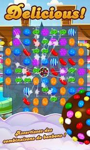 Candy Crush Saga – Vignette de la capture d'écran