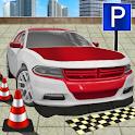 Modern Car Parking Stunt Drive 3D - Car Games 2020 icon