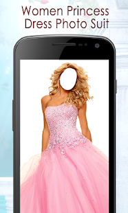 Women Princess Photo Suit- screenshot thumbnail