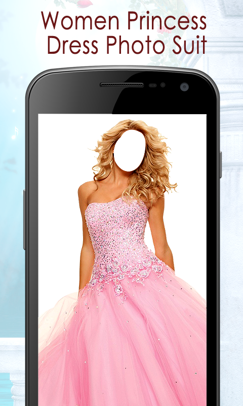 Women Princess Photo Suit- screenshot