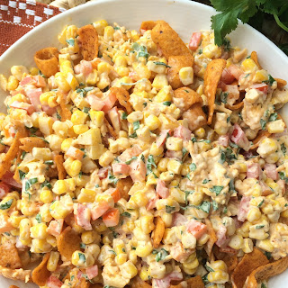 Fritos Corn Salad.