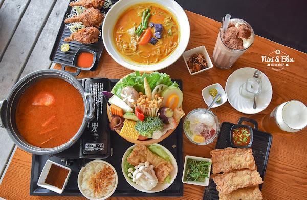 熱浪島南洋蔬食茶堂(台中直營旗艦店)