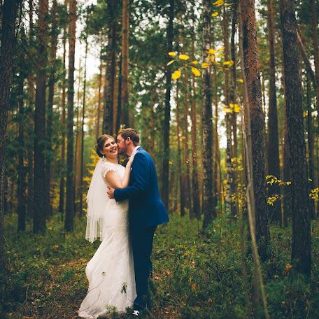 Wedding photographer Andrey Uvarov (AndreyUvarow). Photo of 02.10.2015