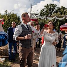 Wedding photographer Damian Dombrowski (damiandombrowsk). Photo of 11.08.2017
