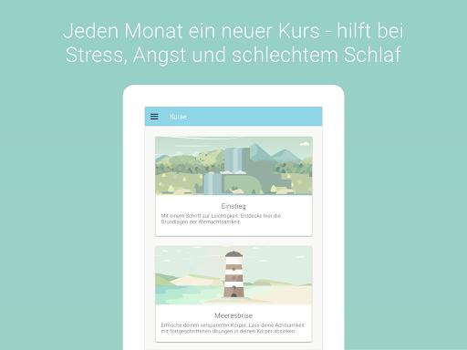 Ease: Personalisierte Achtsamkeit und Meditation 1.0.23 screenshots 10