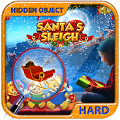 Free New Hidden Object Games Free New Santa Sleigh