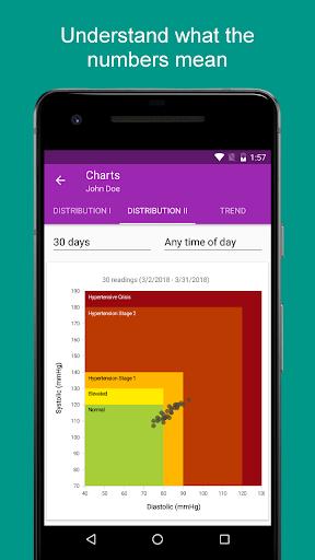 BP Journal - Blood Pressure Diary 1.0.42 screenshots 4